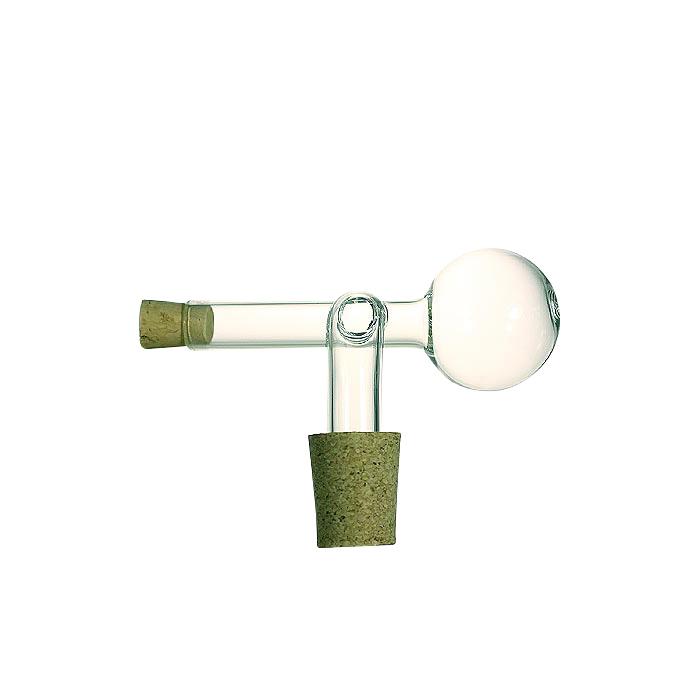 Glasausgießer mundgeblasen 2cl